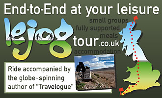 lejogtour: End-to-End at your leisure