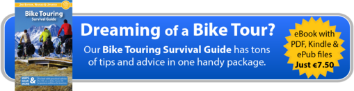 Dreaming of a Bike Tour? see our Survival Guide