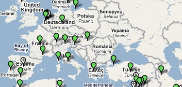 BIKE TOURING MAP: Discover bike touring resources by country. We have tips for cycling all over the world!