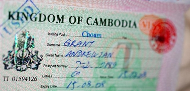 VISAS: If you're bike touring internationally, you'll have to get visas. Here's how to do it.