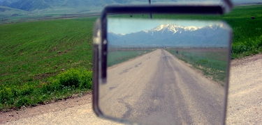 REARVIEW MIRROR: This is one bike touring accessory that you shouldn't leave home without.