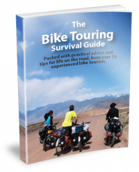 Bike Touring Survival Guide eBook (PDF + Mobi Download)